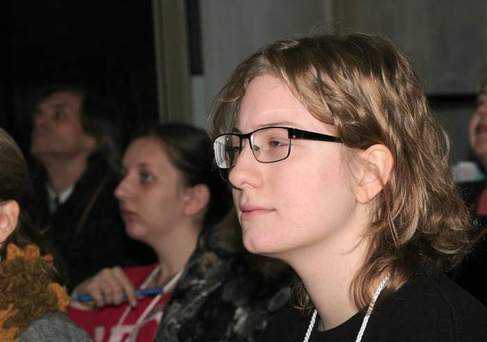 А это дочка Славы Юдакова