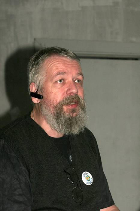 Доклад Андрея Клочкова